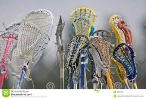 Equipement de lacrosse pour un style sportif performant